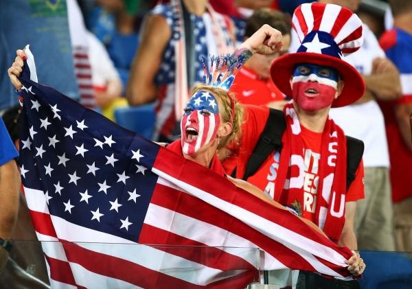 Americanos compraram mais de 140 mil ingressos para Copa do Mundo no Brasil