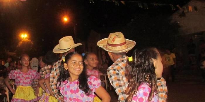 Festa Junina Realizada pelo CRAS
