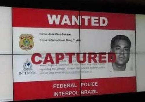 Traficante mexicano preso no Brasil vai ser extraditado para os Estados Unidos