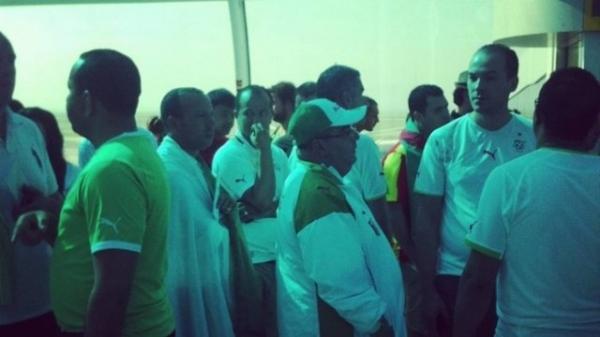 Voo atrasado leva argelinos e belgas às lágrimas no Aeroporto Santos Dumont