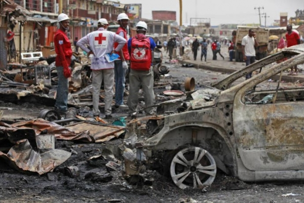 Atentado com bomba durante duelo entre Brasil e México mata 13 na Nigéria