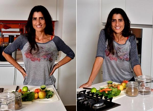 Recém-formada em Nutrição, Cynthia Howlett dá dicas de alimentação