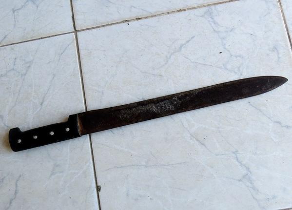 Homem armado de um facão rouba idoso no litoral do PI