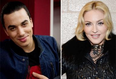 Madonna tem novo affair com dançarino de 26 anos