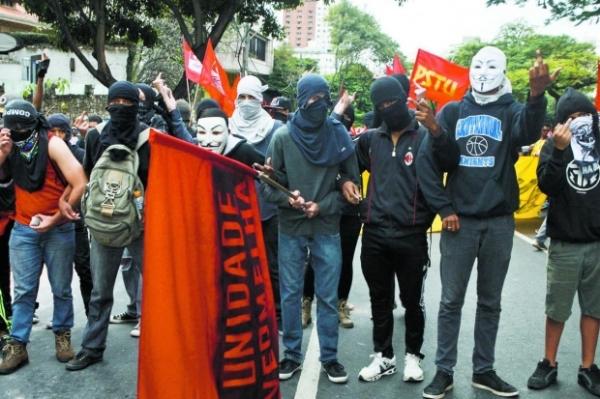 Polícia vai pedir a prisão de cinco acusados de vandalismo