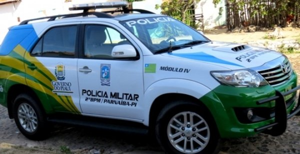 Ronda Cidadão prende homem que furtou televisor, em Parnaíba