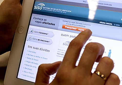 Sisu do meio do ano abre inscrição para mais de 50 mil vagas nesta segunda-feira em todo o país