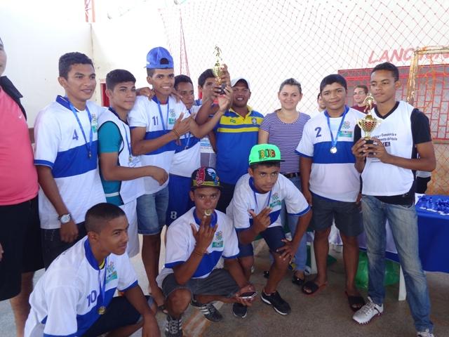 Jatobá, Boqueirão e Barras se reúnem para trocar experiência em programa