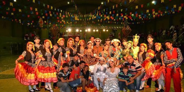 Encontro de tradições juninas aquece o comércio local em José de Freitas