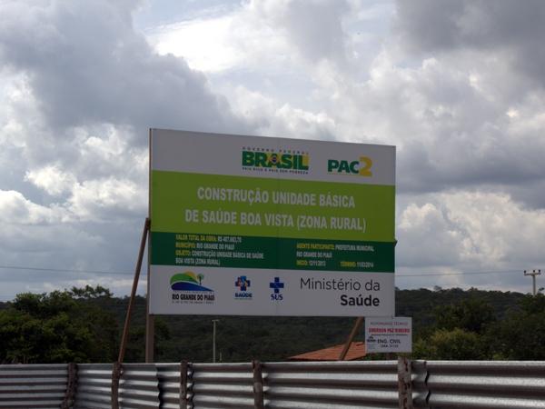 """Prefeito Gilmar Martins destaca construções de UBS""""s no município - Imagem 2"""