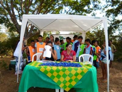 Secretaria Municipal de Educação de Tanque-PI realiza etapa escolar do programa atleta na escola
