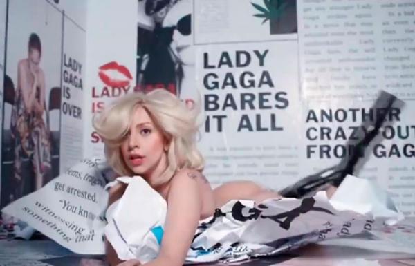Lady Gaga desiste de lançar clipe sensual por causa de acusações contra diretor. Vídeo!