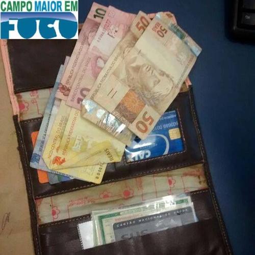 Mulher é presa por praticar furto dentro de casa lotérica em Campo Maior