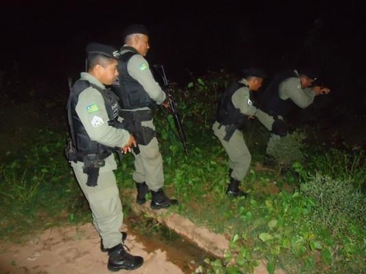 PI: Operação policial resulta em várias motos apreendidas