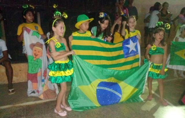 Jatobá do Piauí mantém tradição e realiza Festival Junino. FOTOS