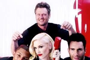 Gwen e Pharrell aparecem em primeira foto do novo The Voice