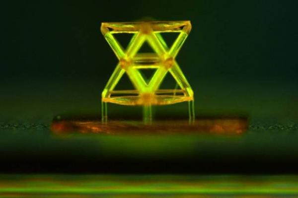 Impressora 3D do MIT cria objetos que suportam 160 mil vezes seu próprio peso