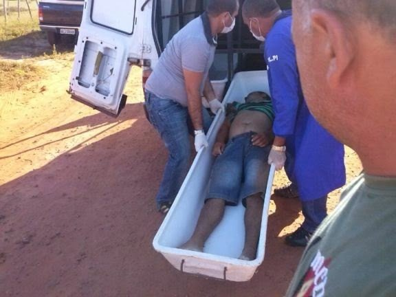 Motociclista morre ao sofrer acidente na zona rural de Luis Correia