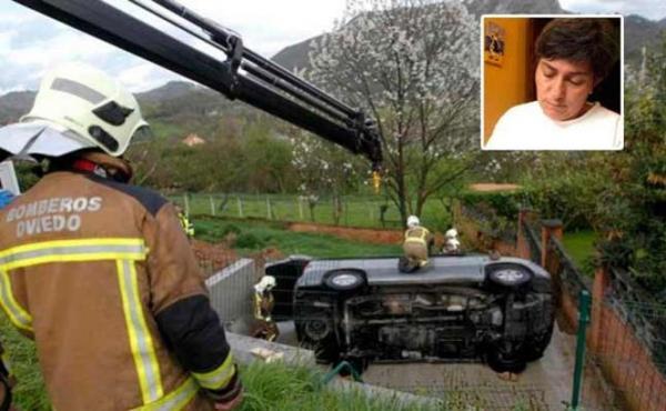 Mulher morre atropelada pelo próprio carro depois de estacioná-lo e esquecer de puxar o freio de mão