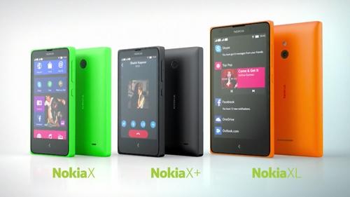 Microsoft deixa Nokia X, X  e XL de fora da nova plataforma Android