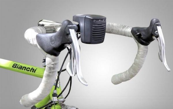 MyBell é uma campanhia de bicicleta com leds que toca o que você quiser