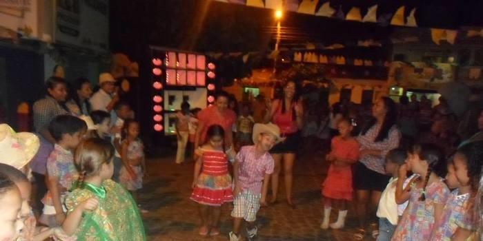 Festa e alegria - Assistência Social e Cidadania realiza 2º Arraiá com presença de grande público.