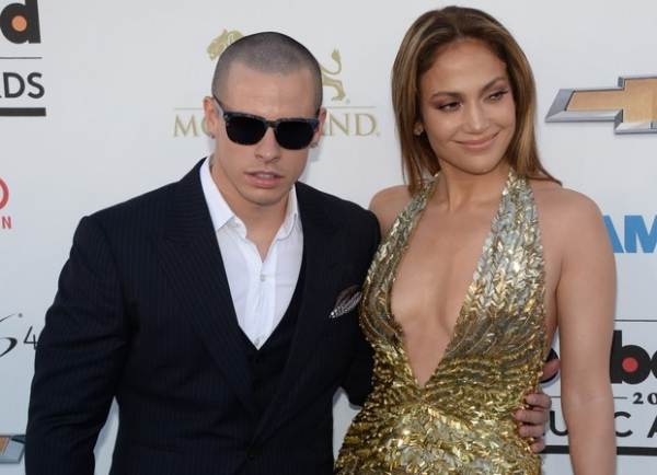 Casper Smart, ex- de Jennifer Lopez ainda mora na casa da cantora, diz site