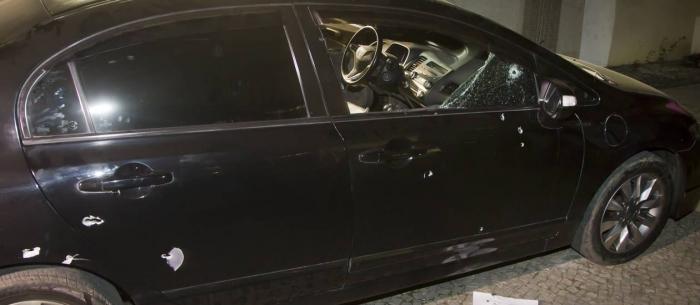 Policial do Batalhão de Choque é executado no Rio em ataque com 30 tiros