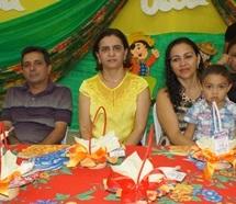 Festival junino das  escolas de Joaquim Pires