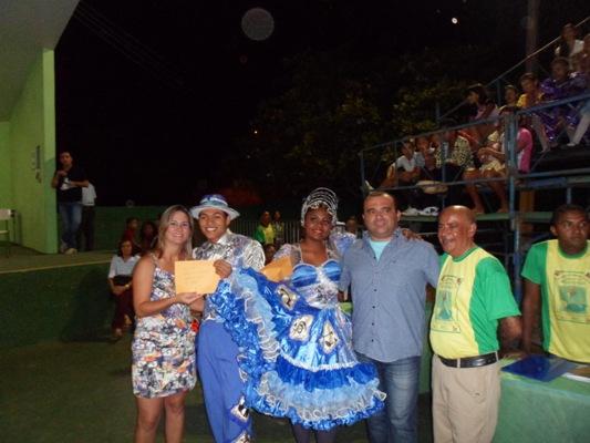 Prefeitura realiza a abertura do XXVI Festival Cultural de Quadrilhas Juninas