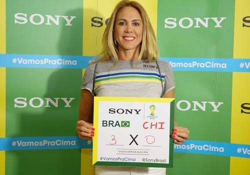 Famosos vão a Belo Horizonte para conferir jogo do Brasil