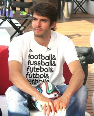 Perto do São Paulo, Kaká diz que ainda tem muita lenha para queimar