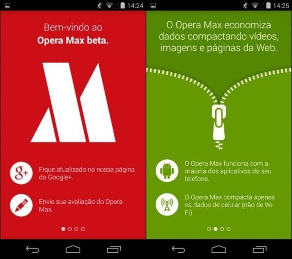 Aprenda a economizar o 3G do smartphone Android usando o Opera Max