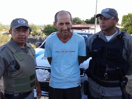 Traficante é preso novamente em São João do Piauí