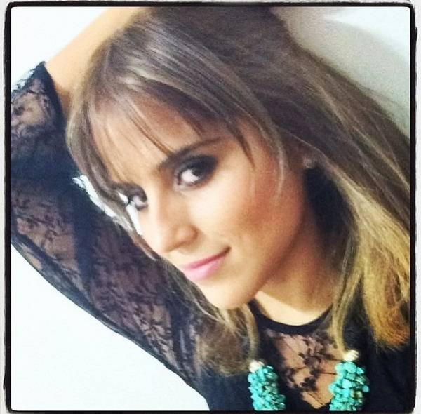 Com novo visual, Camilla Camargo fará casal na telona com Caio Castro