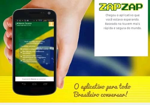 Criador do ZapZap põe fim  a polêmica e libera código fonte do WhatsApp brasileiro