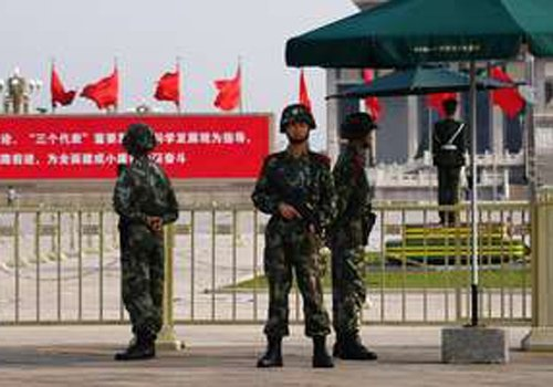 EUA pede a China que liberte ativistas de massacre de 1989