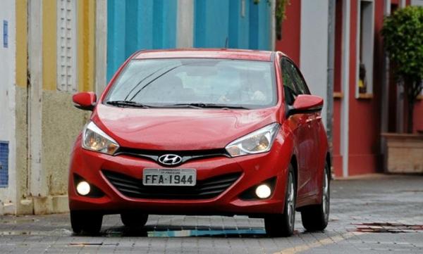 Os 10 carros mais vendidos do país em maio