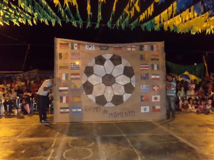 Prefeito realiza festival de  quadrilha municipal - Imagem 8