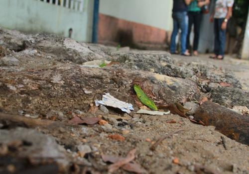 Calçadas mal conservadas levam risco aos teresinenses