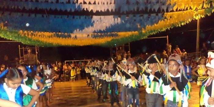 Prefeito realiza festival de  quadrilha municipal