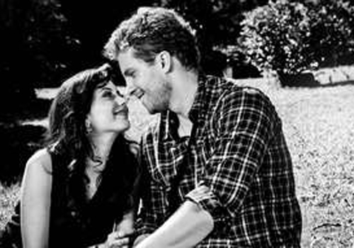 Marina Vaz conta como se apaixonou por Thiago Fragoso