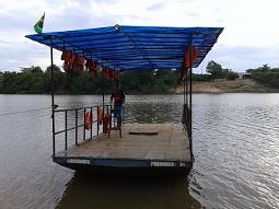 Prefeitura de Caxingó atende solicitação da Marinha e regulariza embarcação