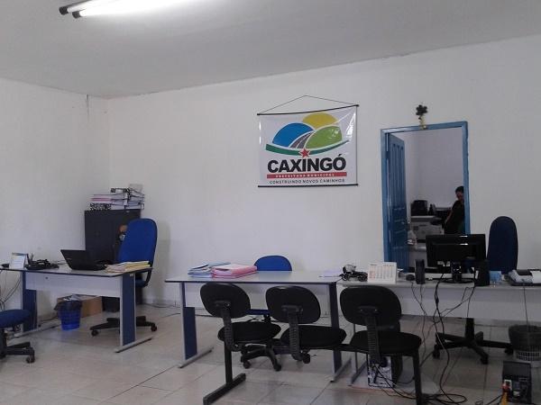 CAXINGÓ: Secretaria de Finanças do município passa por reforma - Imagem 2