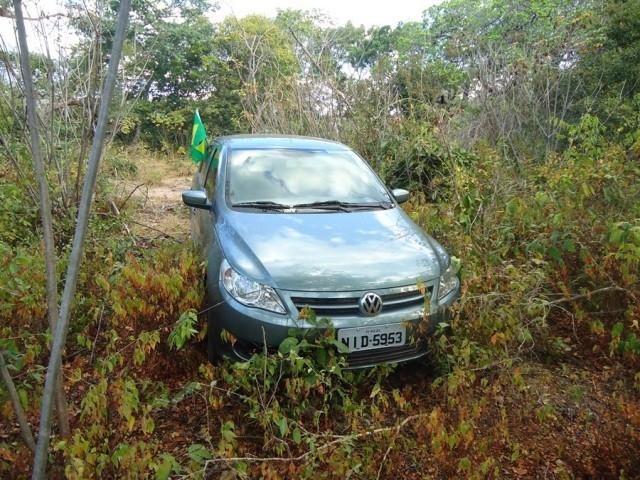 Homem é feito refém e tem carro roubado na BR-316 no Piauí