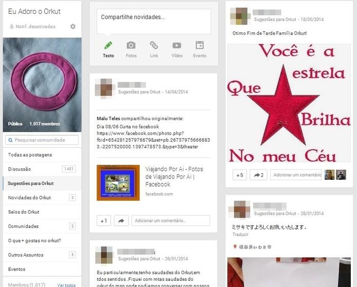 Petição no Avaaz pede ao Google que mantenha Orkut ativo no Brasil