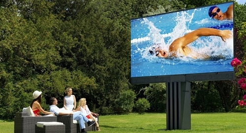 TV ostentação: confira aparelhos que custam até R$ 4 milhões