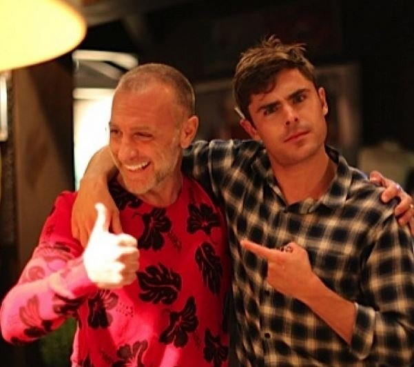 Zac Efron curte fim de semana com Michelle Rodriguez na Itália