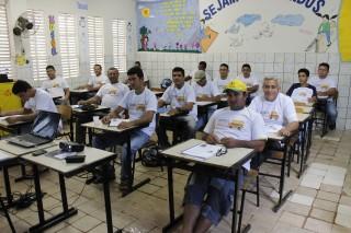 Prefeitura de Miguel Alves aproveita ferias escolares e oferta curso para condutores de veiculo escolar