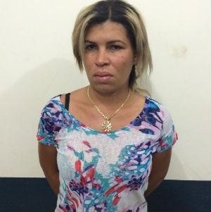 Esposa de traficante é presa após assumir